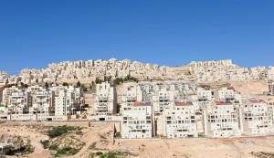 Aumento eccessivo del numero di coloni in Cisgiordania