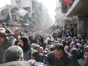 Il Commissario Generale dell'UNRWA reitera fermamente la necessità di accesso umanitario continuativo al campo di Yarmouk