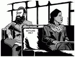"""Apartheid: """"solo per coloni"""""""