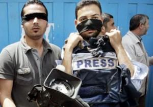La redazione di InfoPal esprime solidarietà ai colleghi dell'agenzia stampa palestinese WAFA attaccati dai soldati israeliani