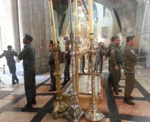 Atallah Hanna: Israele ostacola l'accesso dei Cristiani al Santo Sepolcro
