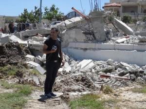 Statistica: l'occupazione ha distrutto 567 abitazioni palestinesi durante gli ultimi negoziati
