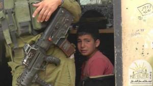 L'occupazione israeliana arresta 28 bambini in due settimane