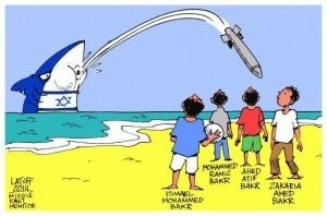 I bambini di Gaza lottano per superare i traumi della guerra