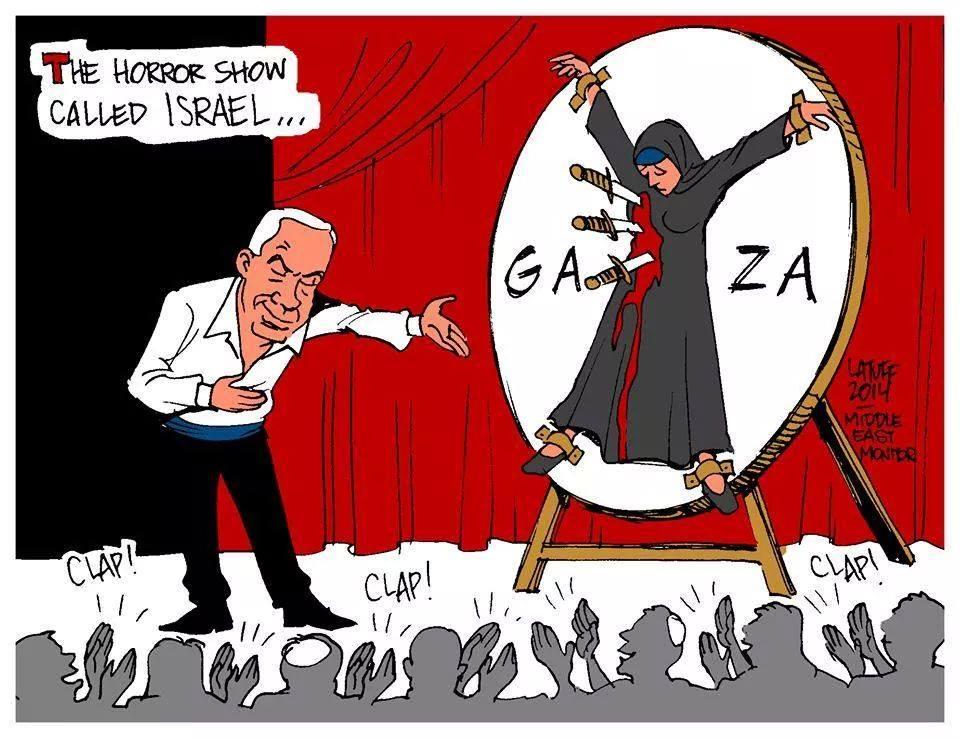 Mondo - Continua il Genocidio a Gaza. 203 i morti. Ucciso il primo ...