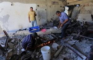 La Striscia di Gaza ridotta all'Età della Pietra da Israele