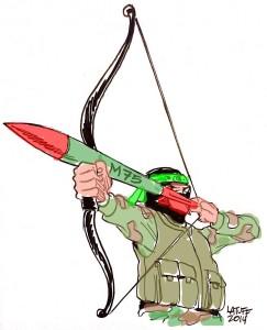 Jonathan Cook: qualsiasi cosa affermi Israele, Hamas non è l'ISIS