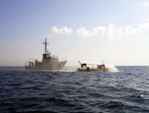 La Marina israeliana sequestra imbarcazione e pescatori di Gaza