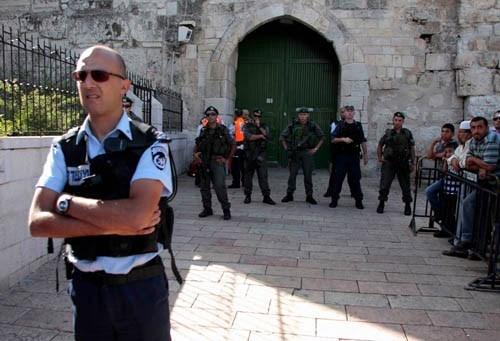 Gerusalemme, sigillato il complesso di al-Aqsa