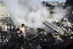 Bambino palestinese ucciso a Gaza da un ordigno israeliano inesploso