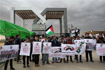La repressione dell'Egitto su Gaza fa aumentare le sofferenze causate dall'assedio