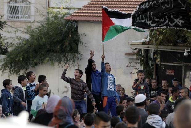 EastJerusalem.Protest.19Nov2014.AFP__0