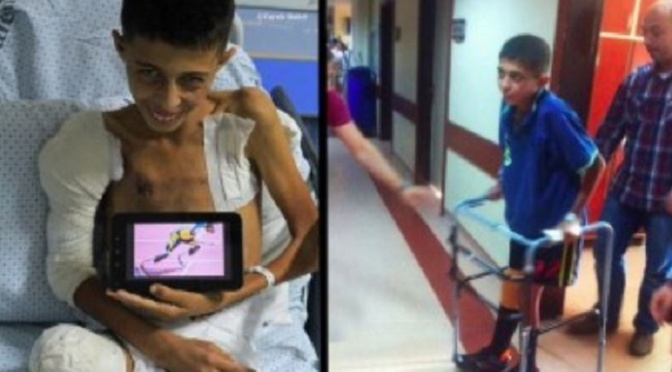 Sconvolgimento e orrore, ma non se le vittime sono palestinesi