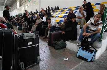 Il Ministero: 36.000 palestinesi bloccati a Rafah