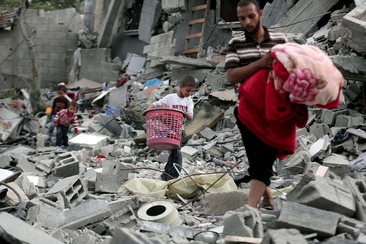 In Palestina, non vi può essere dignità senza giustizia