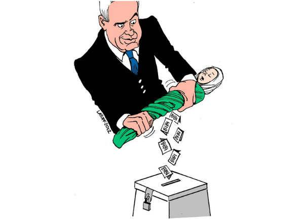 Israele bombarda il sud della Striscia di Gaza: l'ombra delle elezioni su possibili nuovi massacri