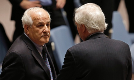 UN Security Council Vote on Palestinian Resolution