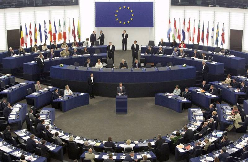 L'Europarlamento vota risoluzione a favore del riconoscimento dello stato di Palestina