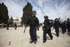 A gennaio, Israele ha effettuato 150 operazioni di arresti contro gerosolimitani