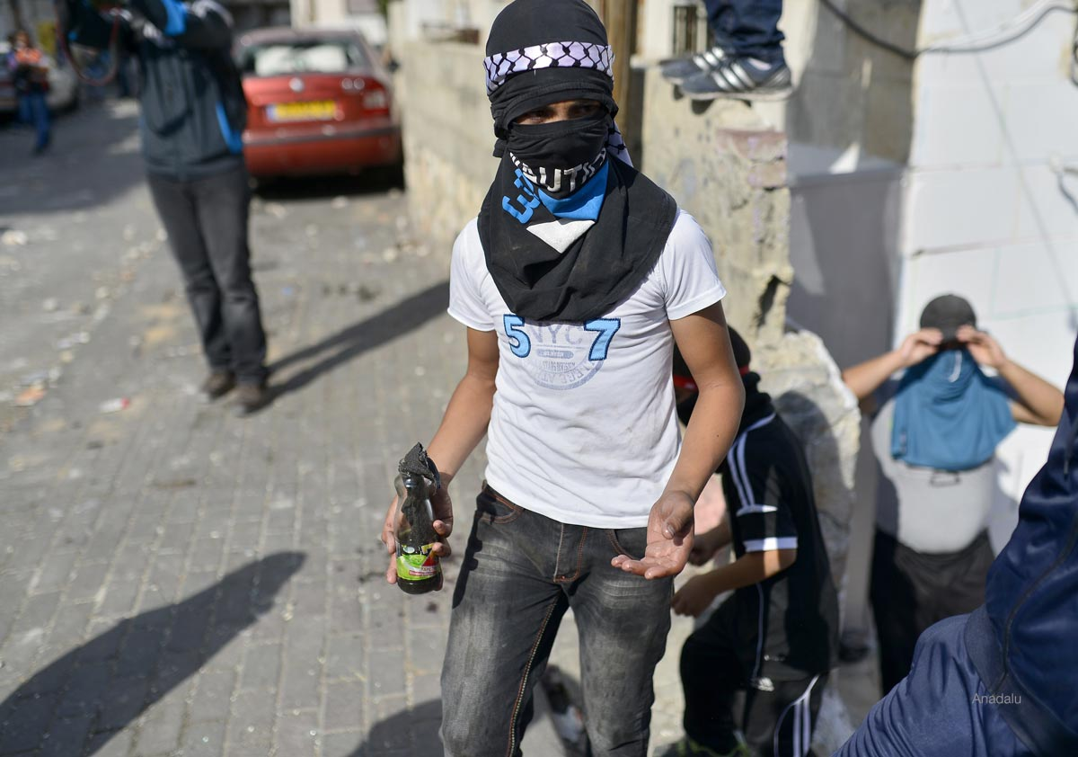 Clashes in Jerusalem after a Palestinian shot dead by Israeli Po