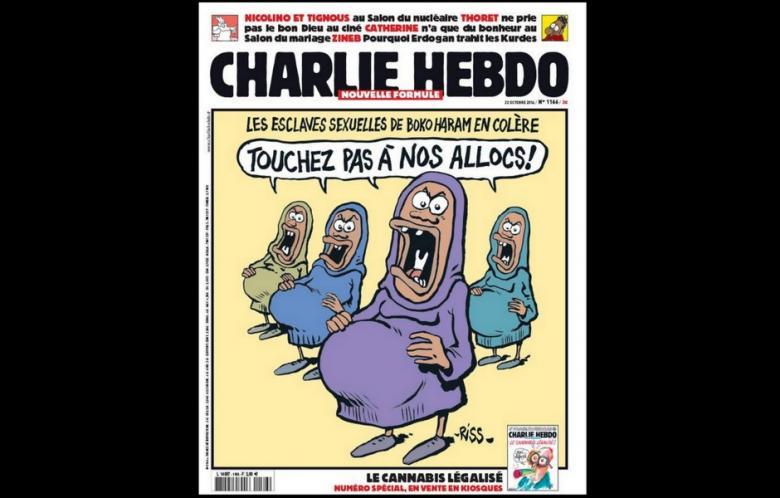 Charlie Hebdo (1)