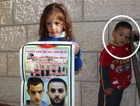 Coloni tentano di rapire un bimbo palestinese