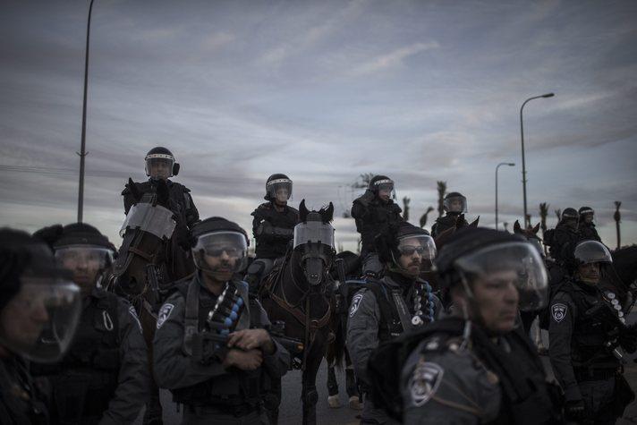Cisgiordania, 750 aggressioni di coloni nel 2014
