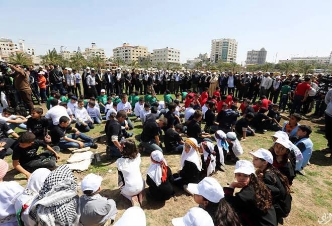 La Giornata della Terra nella Striscia di Gaza