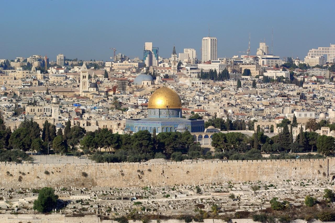 Le città della Palestina storica: Gerusalemme