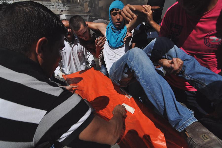 Minorenni palestinesi nel mirino dei proiettili israeliani