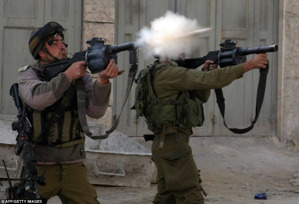 Campagna israeliana di invasioni e arresti in Cisgiordania