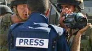 Informazione nel mirino di Israele: 23 giornalisti palestinesi in carcere