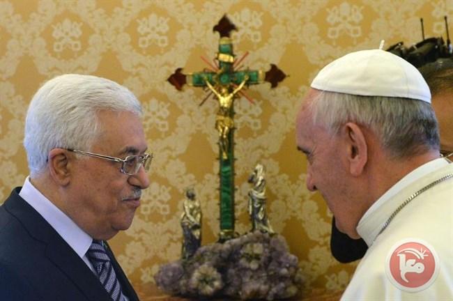 OLP: l'accordo del Vaticano con la Palestina è un contributo alla giustizia