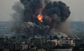 Esplode un missile israeliano: 70 feriti nel nord della Striscia di Gaza
