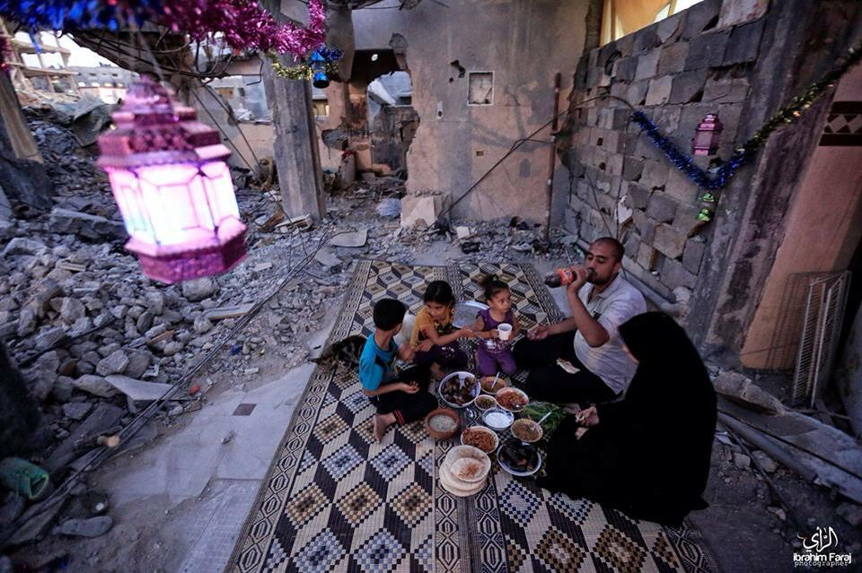 Ramadan a Gaza