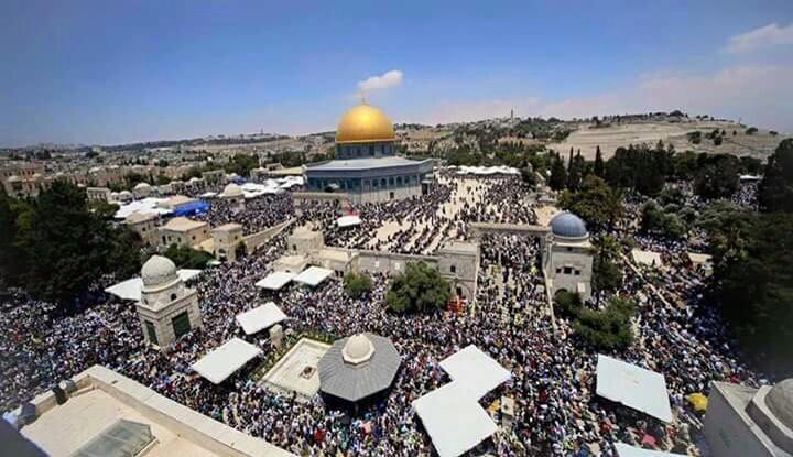 In due mesi, 184 violazioni israeliane di luoghi sacri