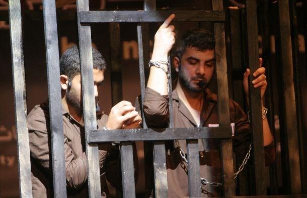 Prigionieri palestinesi in gravi condizioni nelle carceri israeliane