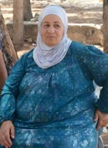 Una madre e suo figlio prigionieri di Israele