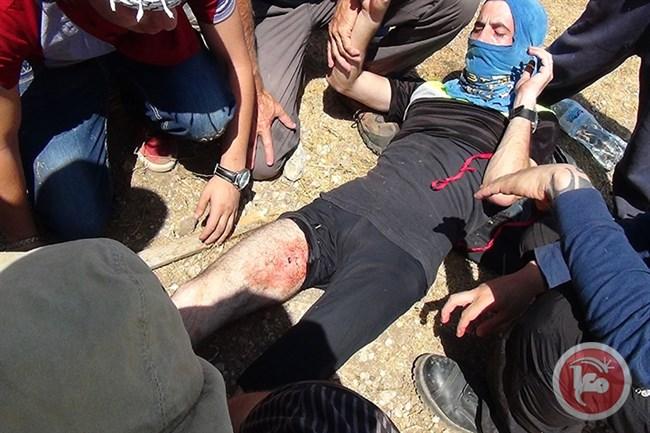 Le forze israeliane sparano contro una manifestazione anti-insediamenti: 2 giovani feriti