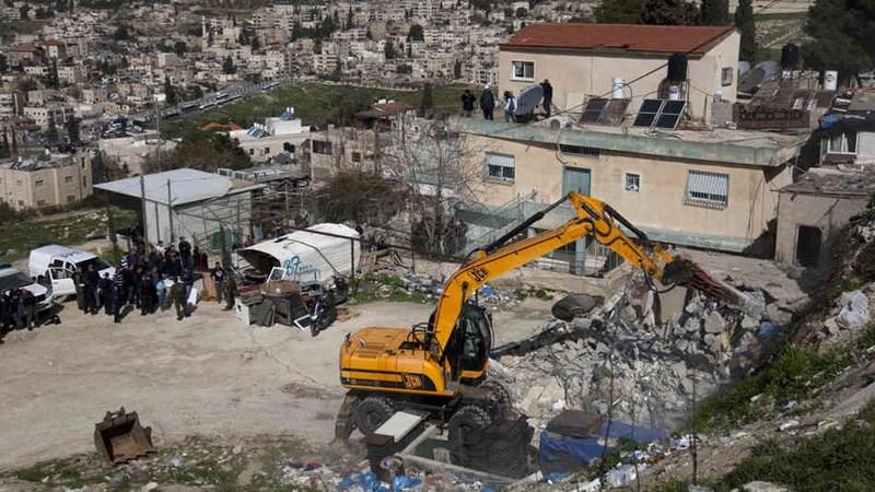 Gerusalemme, 20 mila abitazioni palestinesi a rischio di demolizione