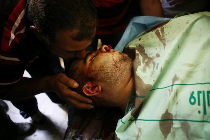 Adolescente palestinese ucciso a sangue freddo dai soldati israeliani