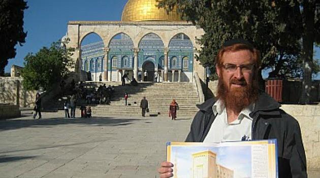 L'estremista Glick irrompe a al-Aqsa insieme ad altri 63 fanatici