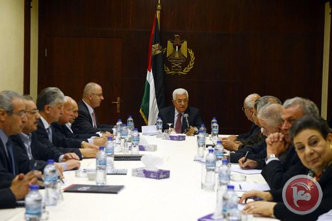 Abbas si dimette da capo del Comitato Esecutivo dell'OLP