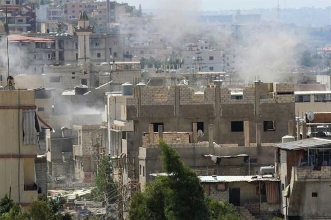 Libano, scontri a Ain el-Helweh: migliaia di Palestinesi sfollati