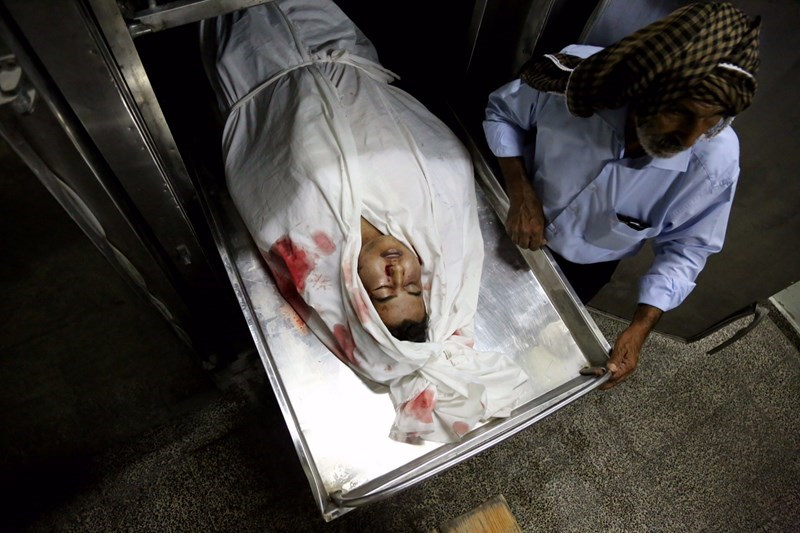 Giovane palestinese ucciso dalle forze israeliane nella Striscia di Gaza