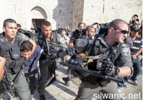 Giovedì, 7 Palestinesi sequestrati tra Cisgiordania e Gerusalemme