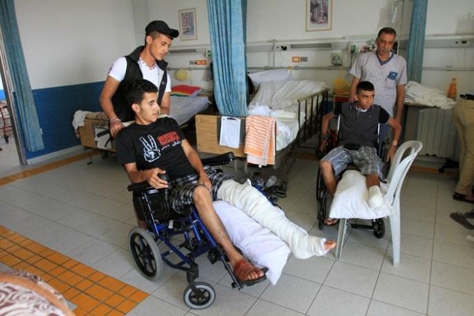 Guerra israeliana contro Gaza: 1000 bambini resi disabili permanenti