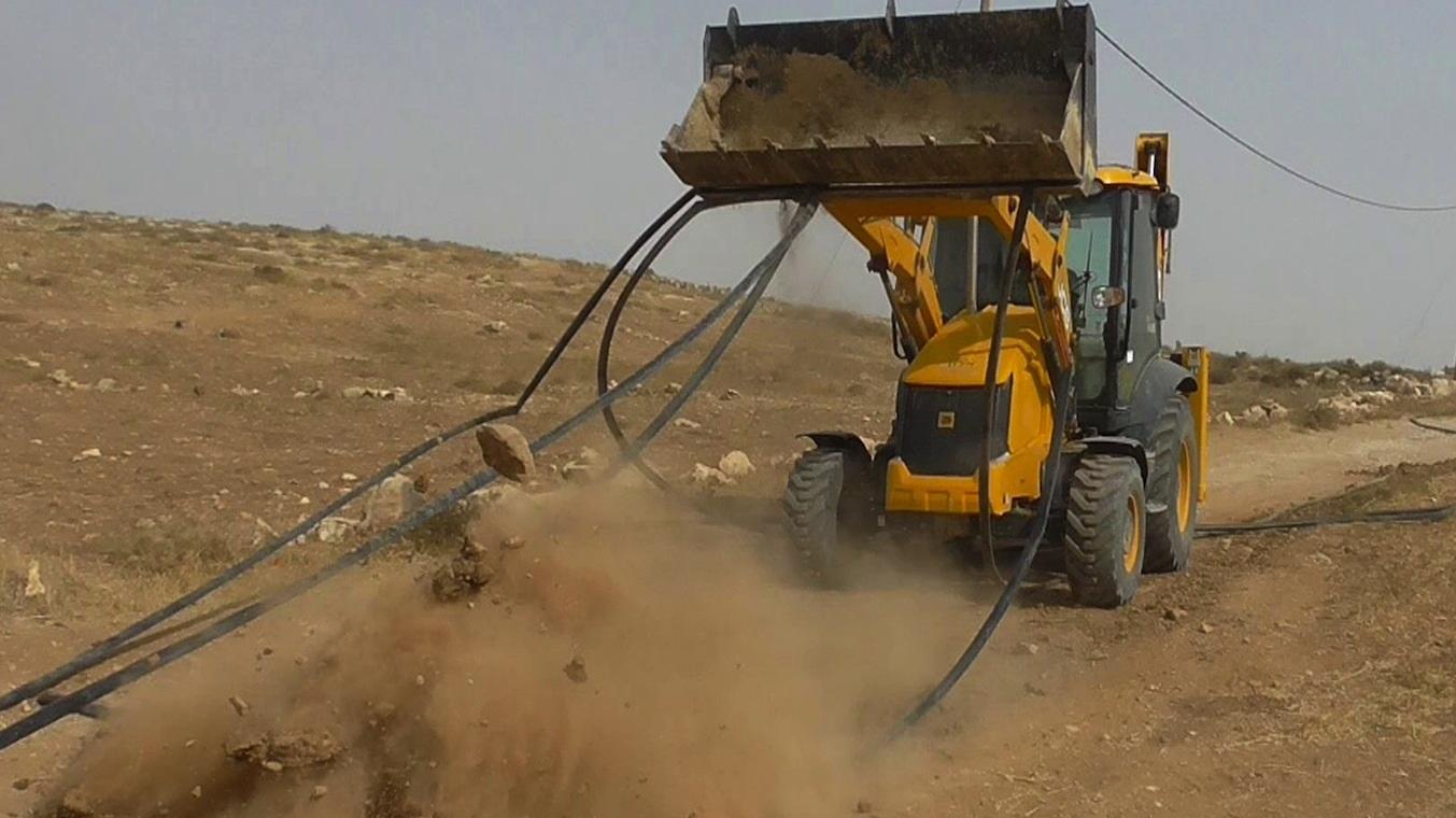 Operazione Colomba: nuove demolizioni nelle colline a sud di Hebron