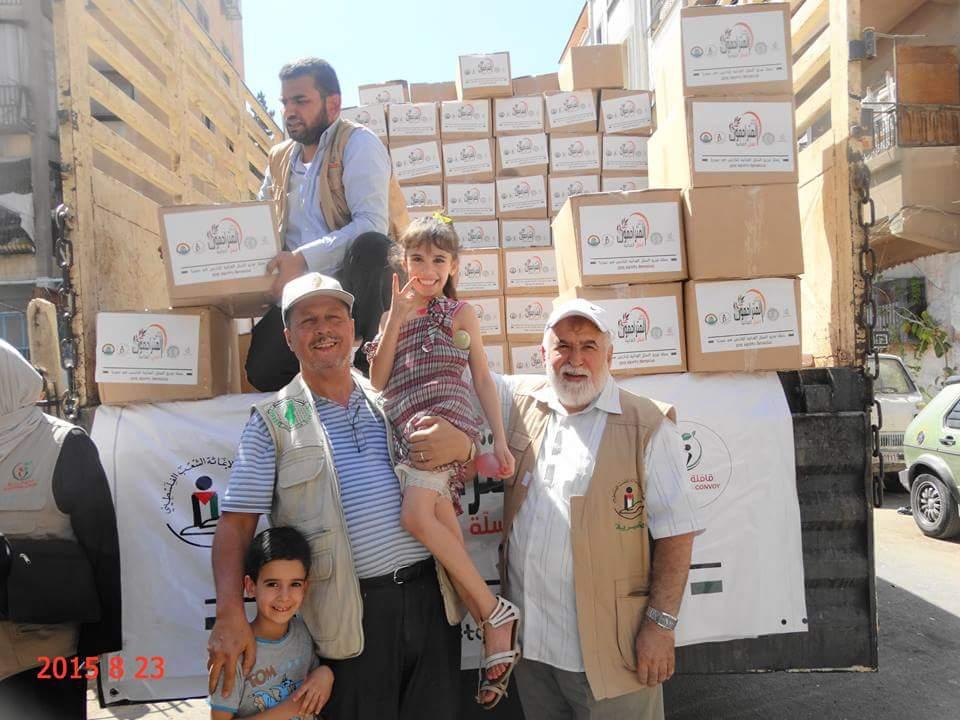 """""""Emergenza umanitaria nei campi palestinesi in Siria. La nostra cooperazione con l'Unrwa"""""""