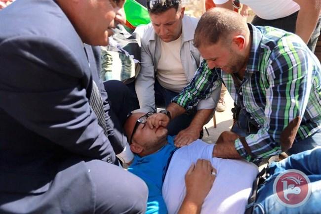 18 Palestinesi feriti in manifestazioni e scontri in Cisgiordania